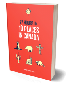 72 hours in 10 places in CANADA